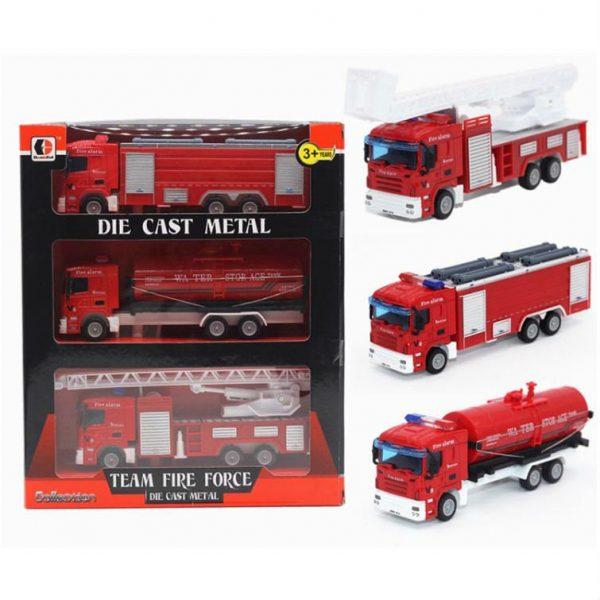 Пожарные машины 1:50