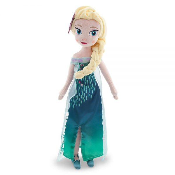 Эльза мягкая кукла