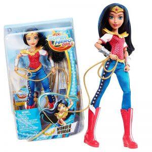 Кукла Чудо-Женщина DC Super Hero Girls