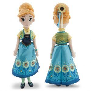 Кукла Анна мягкая 50 см.