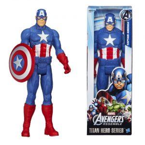 Капитан Америка фигурка 30 см. Hasbro.